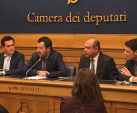 Da Fitto a Salvini. I parlamentari pugliesi Altieri e Marti abbracciano il progetto della Lega