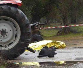 Incidente tra quad e trattore nelle campagne di Botrugno. Muore 44enne