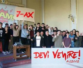 "Stop Bullying Adopt Music. L'appello degli studenti leccesi a J-AX: ""DEVI VENIRE!"""