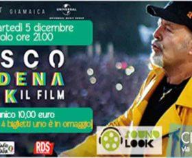 Al Cinema Elio di Calimera: Vasco Modena Park – il film