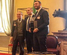 """Conferito al Comune di Lecce il """"Premio dei Premi 2017"""" per l'Innovazione"""