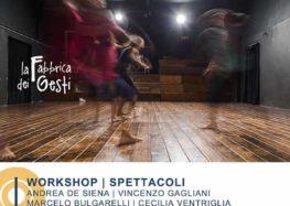 Rē'TRāS – Rassegna Open Call 2017: Danza, Teatro, Musica