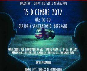 """A Borgagne """"Storie di vite sospese""""con Alessandro Valenti e i Crifiu"""