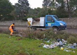Curiamo insieme la città: raccolta rifiuti abbandonati dai quartieri Idria e Ferrovia