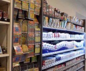 Colpo nella tabaccheria di Serrano: ladri rubano sigarette e gratta&vinci