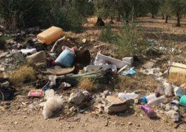 Rifiuti nelle campagne: Puglia al primo posto