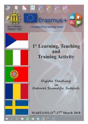 """Grande opportunità europea per gli studenti del """"Trinchese"""""""